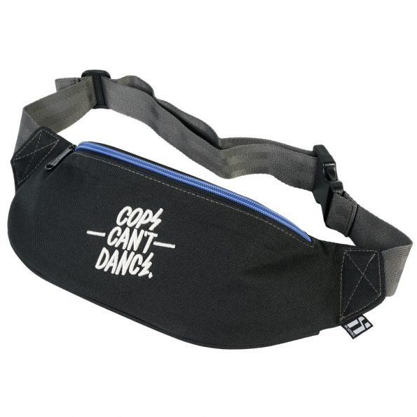 Mr serious cops cant dance pouch