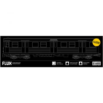 FLUX Subway Sketch Pad